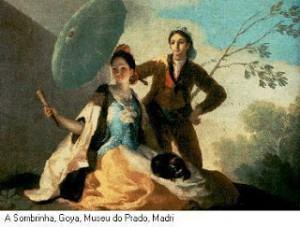 """A Sombrinha"" de Goya"