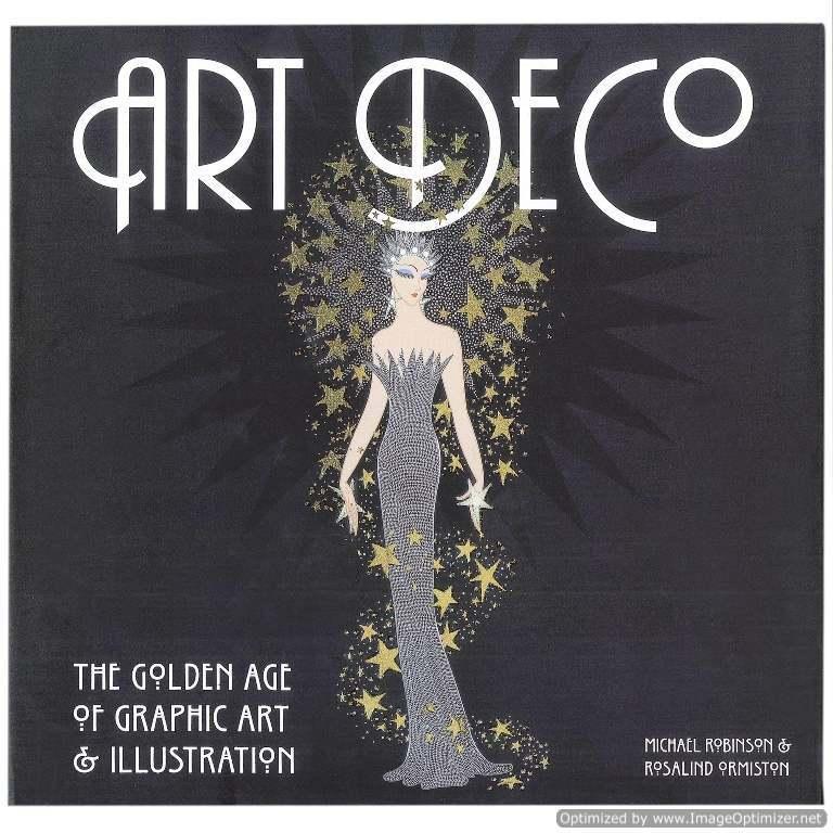 Art Decó - Estudo Prático