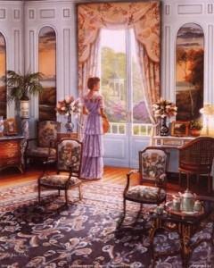 Decoração de casa na Era Vitoriana