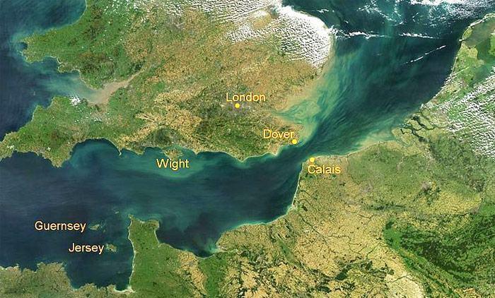 O Canal da Mancha