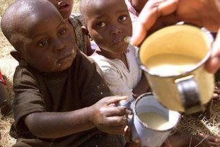 Guerra contra a pobreza na África