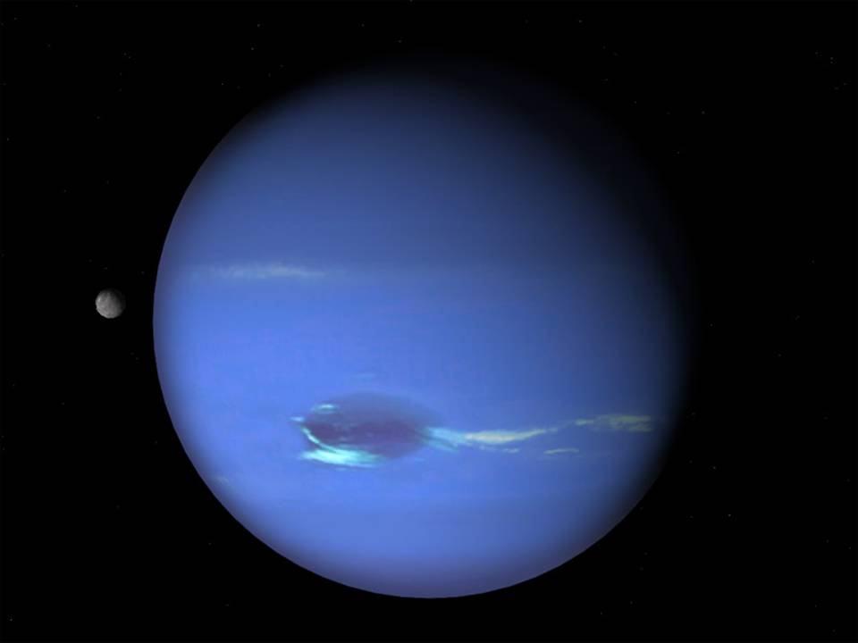 O planeta Netuno