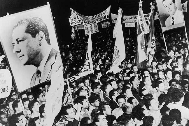 O populismo no Brasil