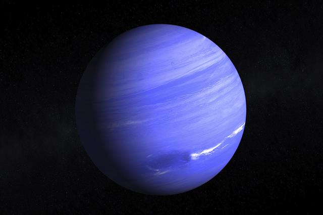 O planeta Netuno foi descoberto em setembro de 1846