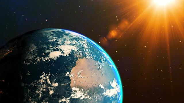 Terra, Sol e Universo