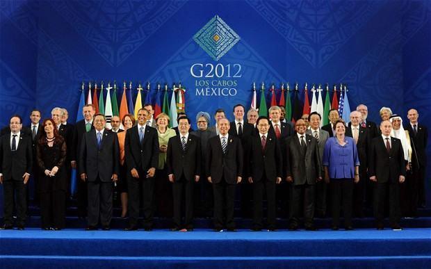 G20 - O Grupo dos 20