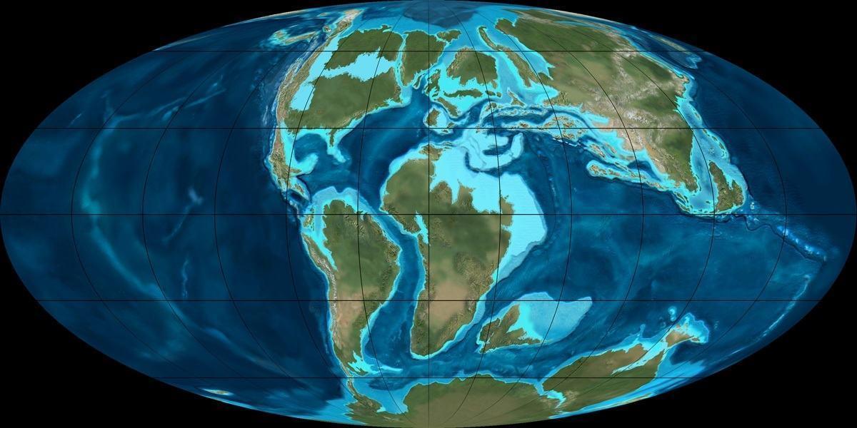 Resultado de imagem para deriva dos continentes