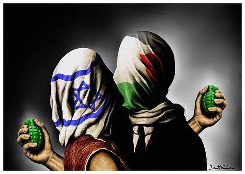 Conflito Árabe-Israelense - Histórico e motivos