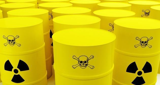 Poluentes radioativos