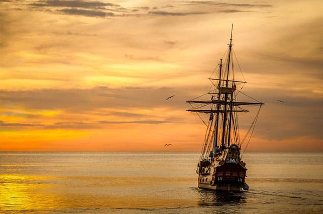 Portugal foi o primeiro país a se lançar nas grandes navegações