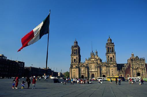 História do México