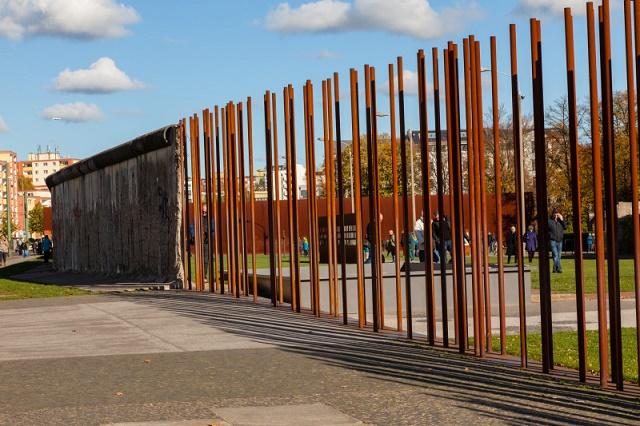 Memorial para o Muro de Berlim