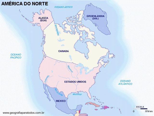 América do Norte