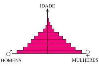 Pirâmide etária