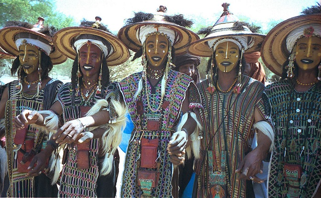 Os povos Fulani são o maior agrupamento nômade da atualidade