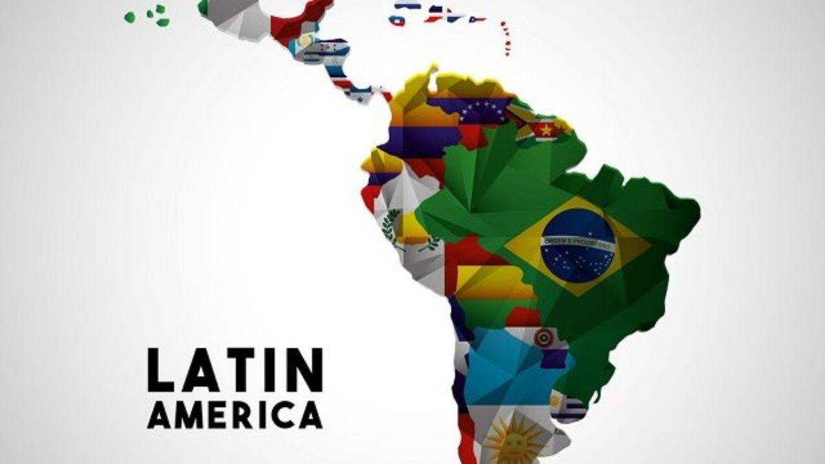 Resultado de imagem para america latina