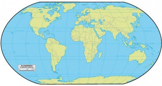 Localização de pontos