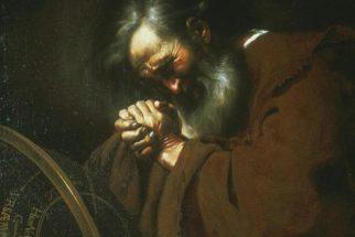 Heráclito e Parmênides