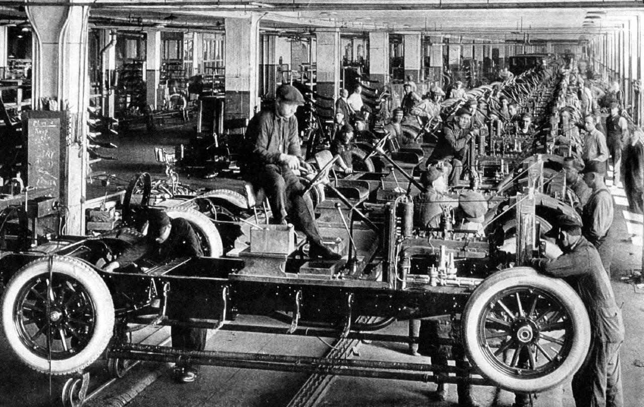 Modos de produção - Capitalista, escravista, feudal e mais