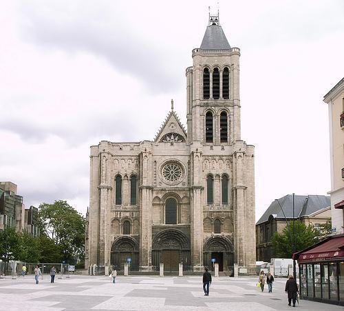 Basílica de Saint-Denis