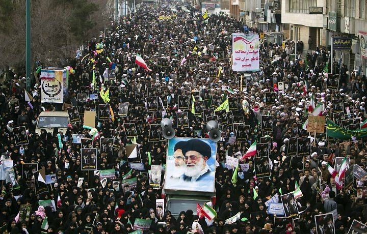 Revolução Iraniana