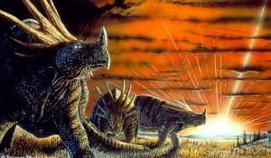 extincao-dos-dinossauros-hipotese-catastrofista-e-consequencias