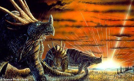 Motivo do Fim dos Dinossauros: