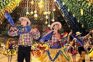 Festa junina no Brasil