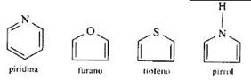 Exemplo de anel aromático