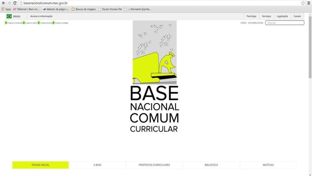MEC lança portal para receber sugestões no ensino básicoo