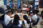 """PROGRAMAS DO LIVRO - BIBLIOTECA.  Escola E.E.E.M """"Ormanda Gonçalves"""".  Professor Reinaldo Dalmaso"""