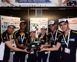 Educação profissional: Alunos do Pronatec se destacam em competição na Inglaterra
