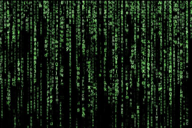 Imagem de códigos