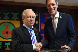 Ministro assina acordos para cooperação em educação profissional com a Alemanha