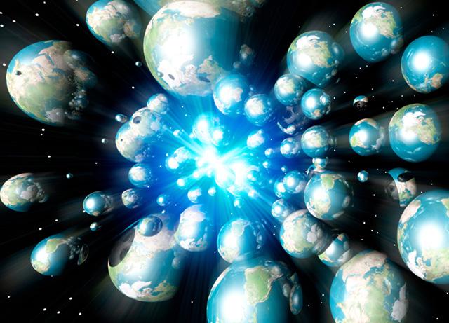 Imagem do suporto multiverso