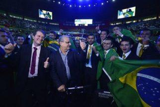WorldSkills: Brasil obtém conquista inédita do 1º lugar, com 27 medalhas