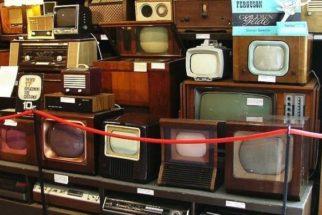 Revivendo a invenção da televisão