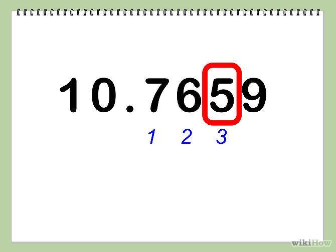 Aproximação de valores numéricos