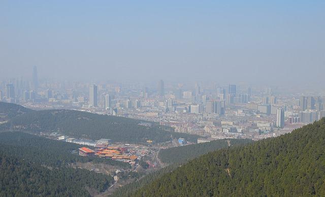 As cidades mais poluídas do mundo - Estudo Prático