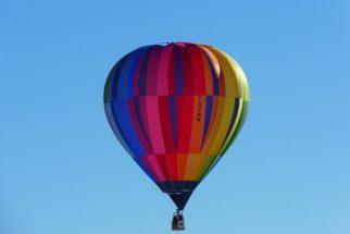Balão de ar quente: aplicação engenhosa dos princípios científicos básicos