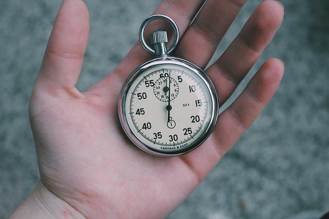 Cronômetro: você sabia que o 1º modelo foi criado no século XVIII?