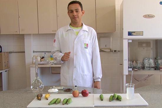 Educação tecnológica: estudante encontra solução simples para preservar frutas