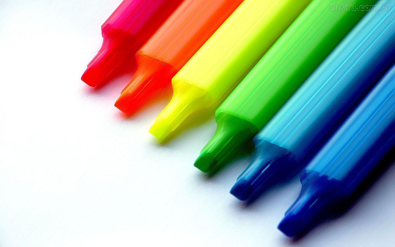 O surgimento das cores: nomenclaturas e suas características