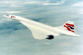 Primeiro voo comercial do Concorde