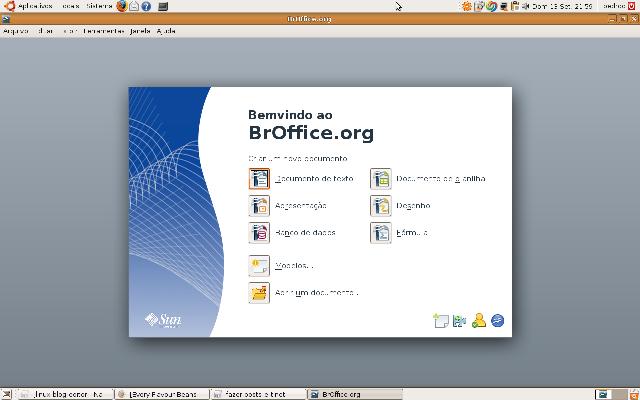 Aprendendo a escrever no BrOffice