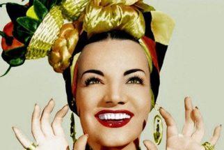 Carmen Miranda: a 'Pequena Notável'