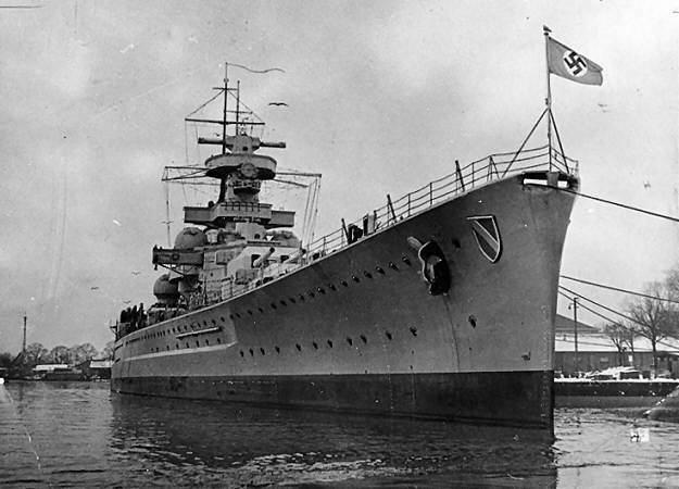 Couraçado: grande navio de guerra da antiguidade