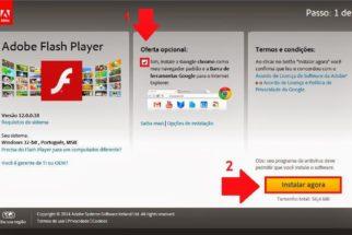 Descubra a trajetória do software Flash