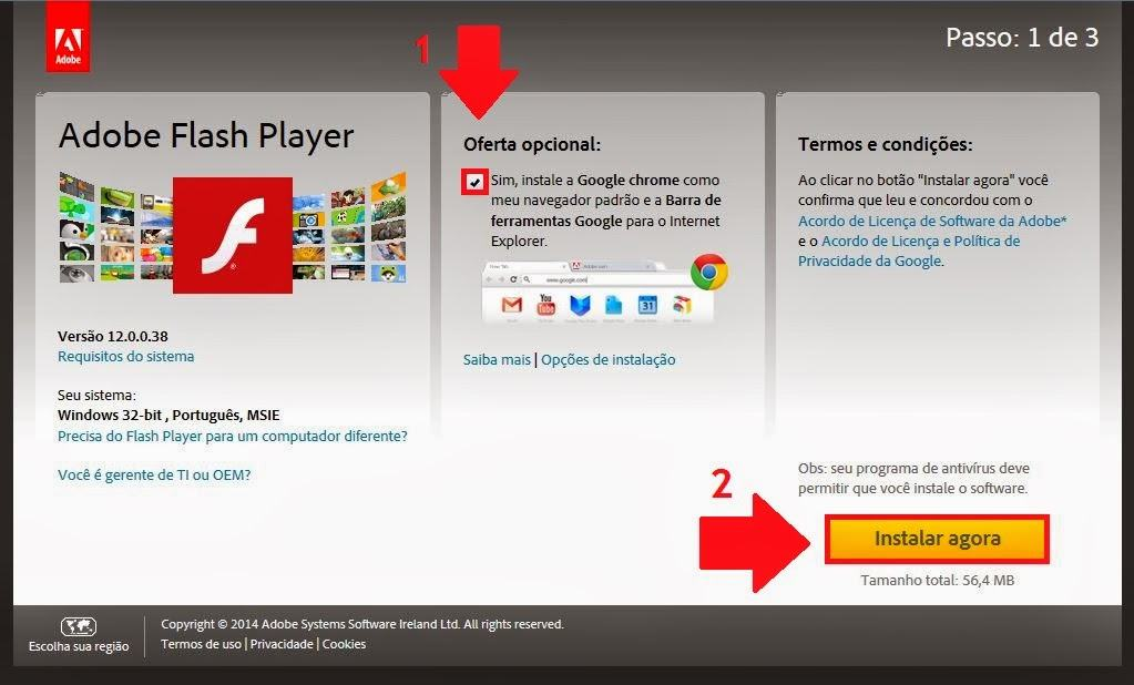 Descubra a trajetria do software flash estudo prtico conhea as principais verses do adobe flash player stopboris Image collections