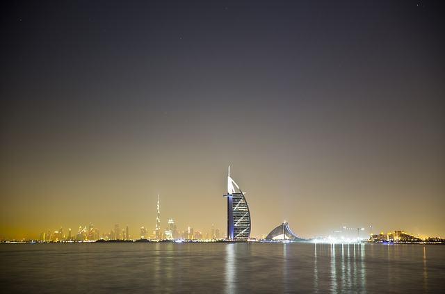 Dubai: a cidade dos mega projetos